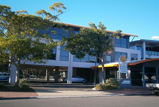 Boutique Maroochydore office suite for sale