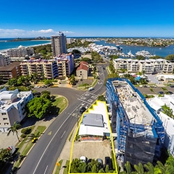 Freestanding Professional Office in Mooloolaba Available For Lease Post Law Firm Merger