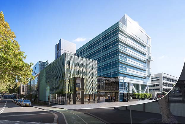 The Australian Council of The Arts moved to Pyrmont's U60 premises