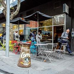 Little Collins café premises sells