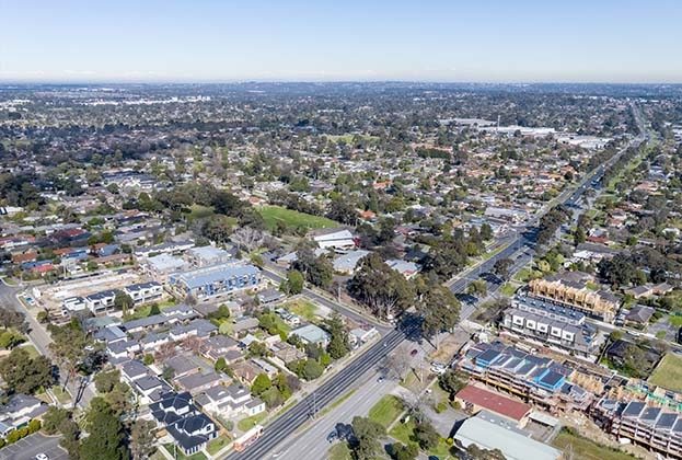 Bayswater development site fetches $3.418 million
