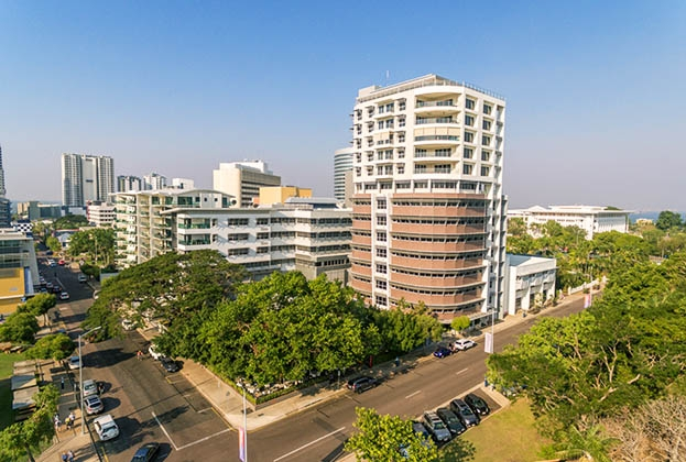 Peak performance on the sale of two key Darwin buildings