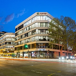 Sydney's Second CBD Shows No Signs of Slowing Down