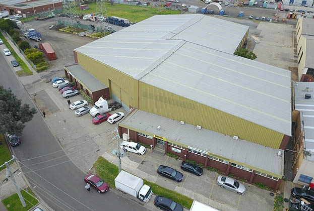 Fast sale highlights warehouse demand in  Melbourne's north-west