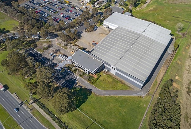 Rowville office warehouse fetches $13 million