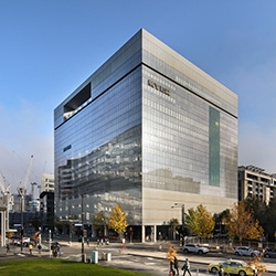 9,744sq m leased at 800 Collins Street, Melbourne