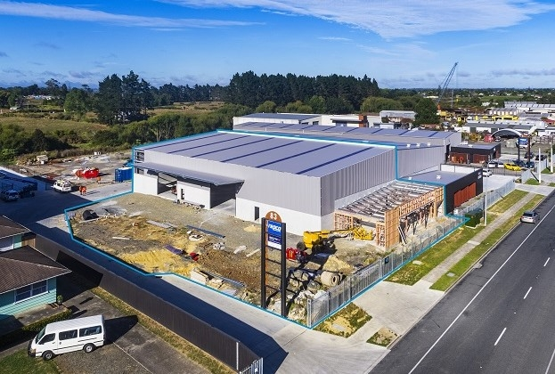 New warehouse suits owner-occupiers in booming Papakura
