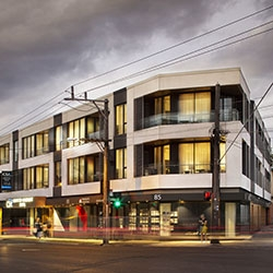 Hawthorn Apartment Block is Fully Leased