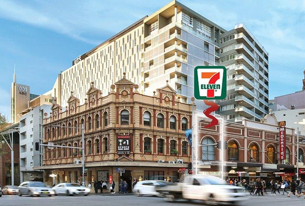 George Street 7-Eleven to spark investor contest
