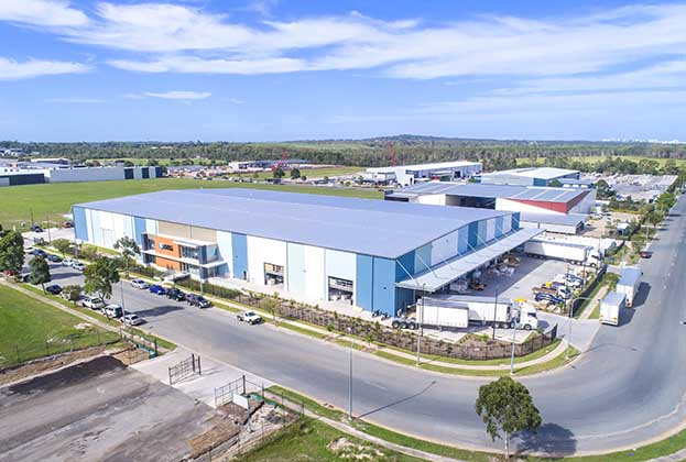 Savills makes Sunshine Coast history with $13.1m industrial sale