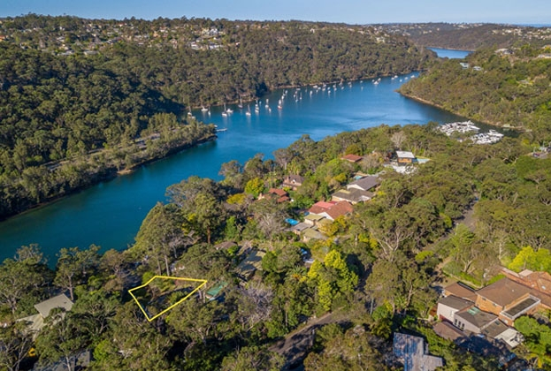 Rare Find – stunning land opportunity with commanding water views