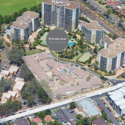 Demand for land soars in Westmead