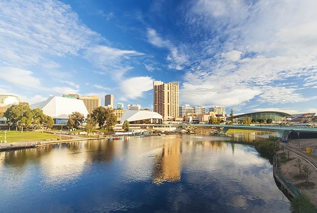 Adelaide's office market heats up