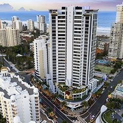 Iconic Aria retail complex at Broadbeach to sell