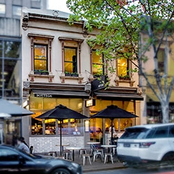 Local investor trumps international buyers for prime Bourke Street property