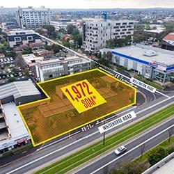 Developer Snaps Up Major Box Hill Site - $22.55m