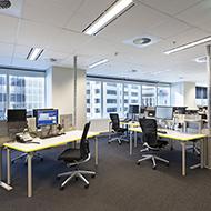 Cultural Change Through Workspace Innovation