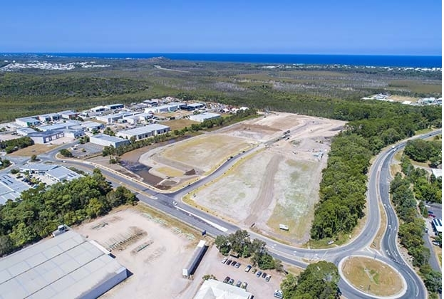 Suncoast Business Park Stage 2 Lots Released