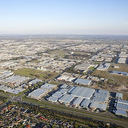 Major corporations flock to Dandenong South