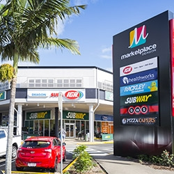 Marketplace Deagon Shopping Centre to Sell