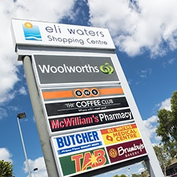 Eli Waters Shopping Centre Offered at Gateway to Hervey Bay