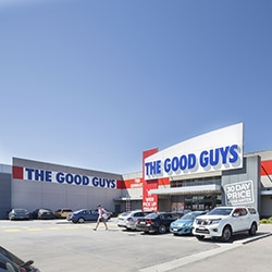 9 Properties Leased to The Good Guys Nets $92m