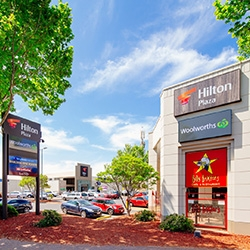 Hilton Plaza Presents Prime Retail Investment in Adelaide