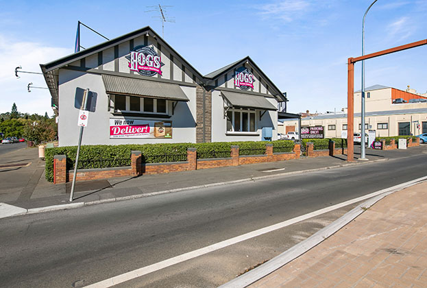Toowoomba landmark served to market
