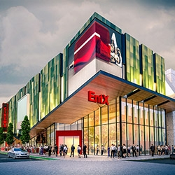 Image of New HOYTS Cinema Complex Released in Christchurch CBD