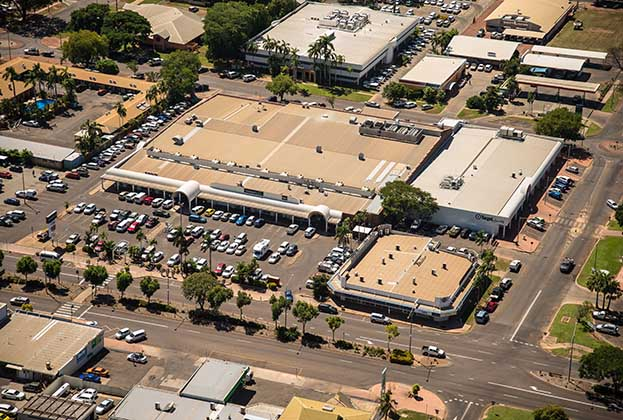 Katherine's only shopping centre sells for $28.9 million