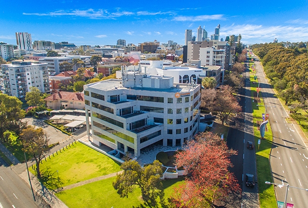 West Perth office building to fetch circa $21 million