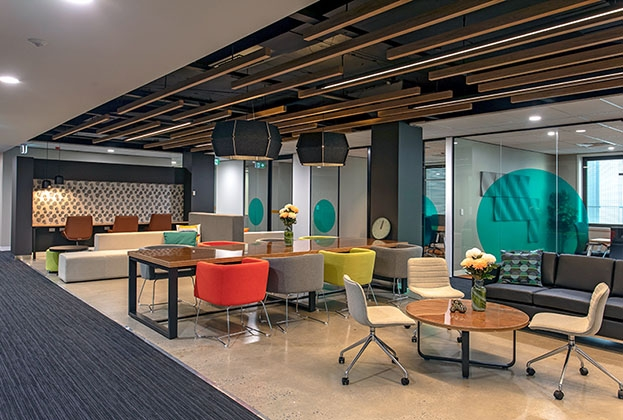 Co-working space secures triple tenants