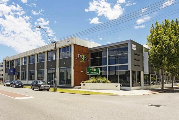 Tenant takes advantage of high office incentives in WA