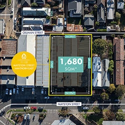Strong Development Site Sale in Hawthorn East