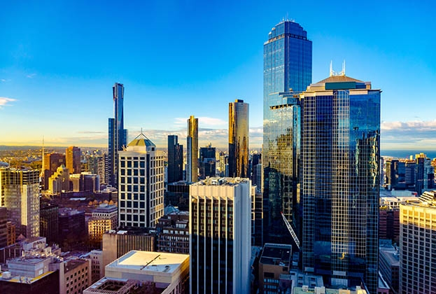 Melbourne's commercial property still in good shape