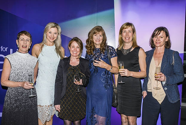 Market leaders recognised at annual National Association of Women in Construction awards night