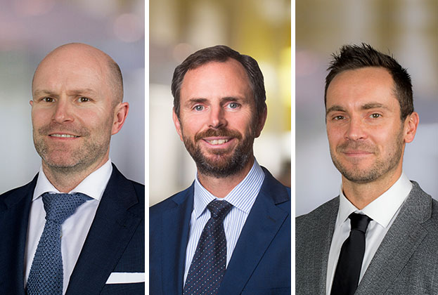 Savills promotes management staff to national roles