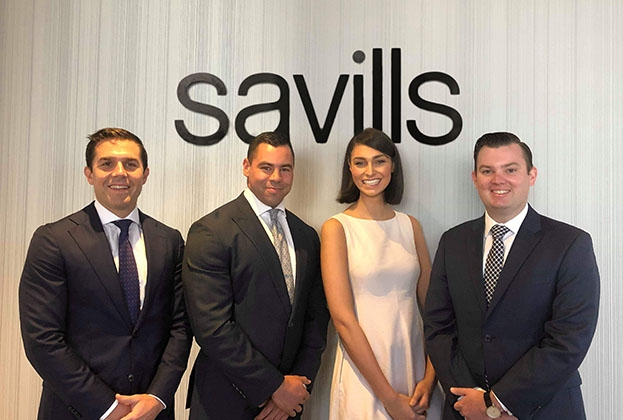 Onwards & Upwards for Savills NSW Office Leasing team
