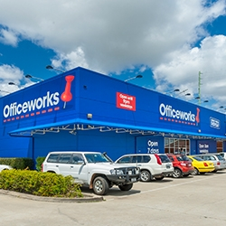 Rockhampton Officeworks Sells for $6 Million