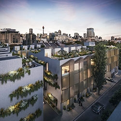 Pyrmont Sees 120% Rise in Apartment Prices