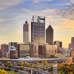 Perth CBD clears $108 million in office investment YTD
