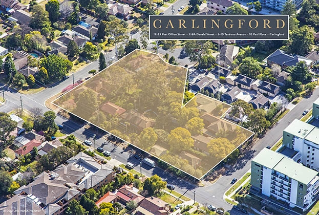 Carlingford development site for sale via receivership