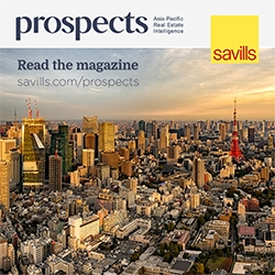 Savills launches Prospects: Asia Pacific Real Estate Intelligence
