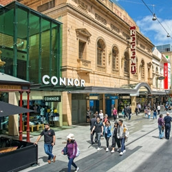 Connor Clothing shopfront changes hands