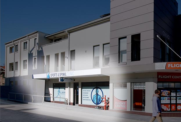 Sports & Spinal Clinic snaps up Bronte Strata
