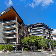 Medical Lease Completes CB1 Building at South Brisbane