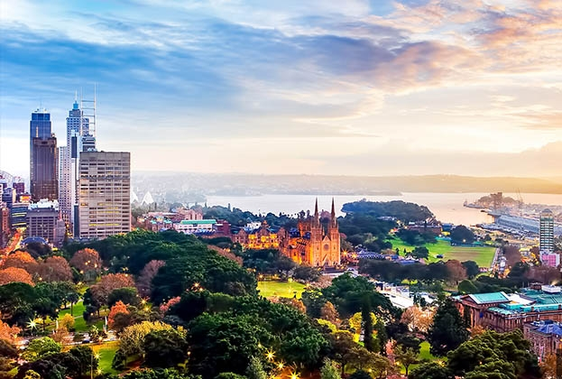Rent, capital values sustain growth across Sydney's major office markets