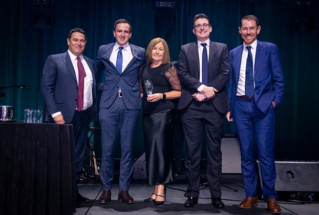 Savills wins 2019 API Valuations Team of the Year