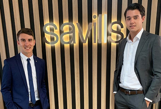 Savills VIC welcomes 2019 graduates