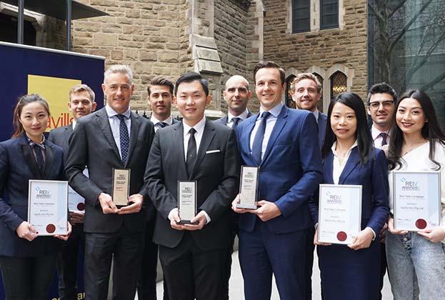 Savills wins REIV C&I Marketing Awards for 2 consecutive years
